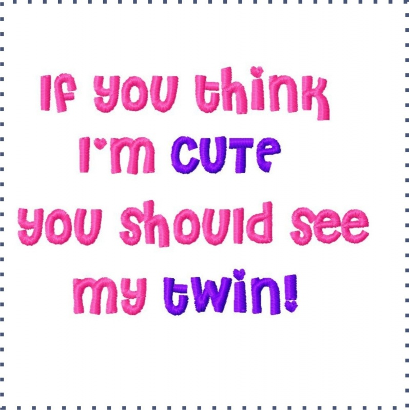 Twin Quote Quote Number 60 Picture Quotes Mesmerizing Twin Quotes