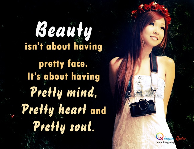 Pretty Girl Quote 2 Picture Quote #1