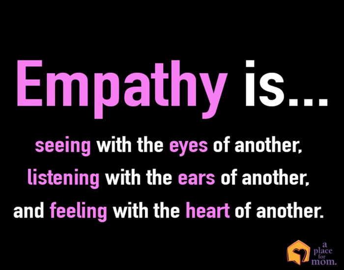 Empathy Quote 1 Picture Quote #1