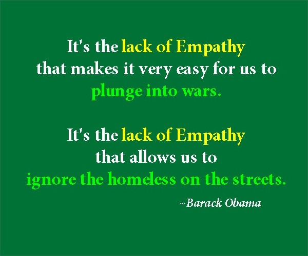 Empathy Quote Funny 1 Picture Quote #1
