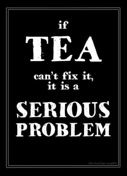 Tea Quote 1 Picture Quote #1