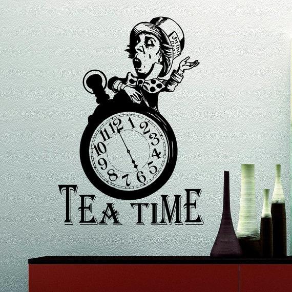 Tea Quote Alice In Wonderland 1 Picture Quote #1