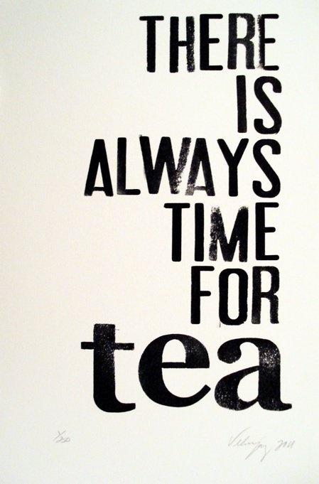 Tea Quote 8 Picture Quote #1