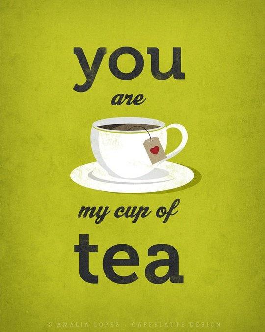 Tea Quote 10 Picture Quote #1
