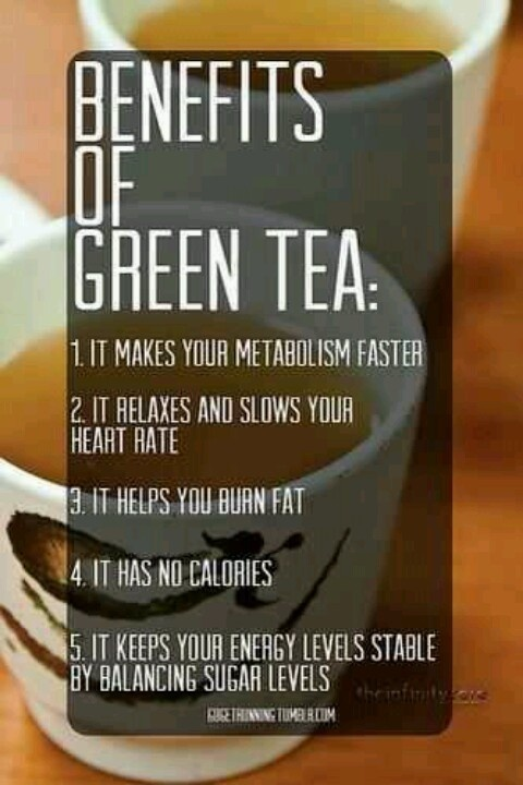 Green Tea Quote 4 Picture Quote #1