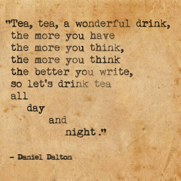 Tea Quotes | Tea Sayings | Tea Picture Quotes - Page 2