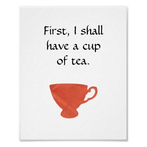 Tea Quote 15 Picture Quote #1