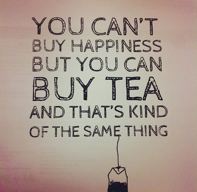Funny Tea Quote 3 Picture Quote #1