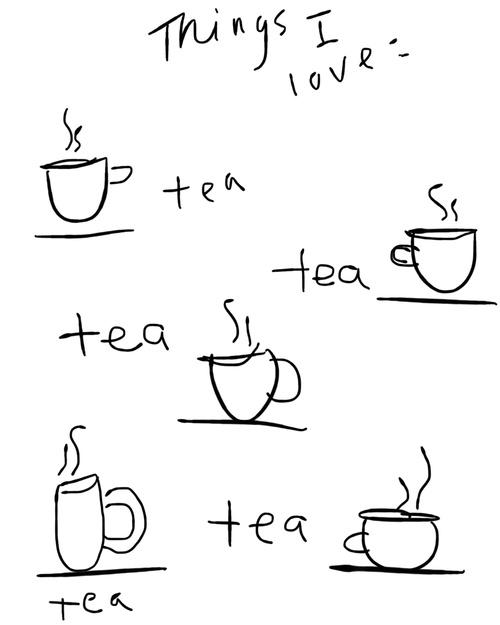 Tea Quote 13 Picture Quote #1