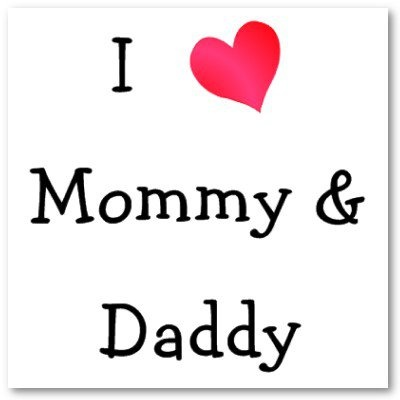 I Love My Mom And Dad Quote Quote Number 610524 Picture Quotes