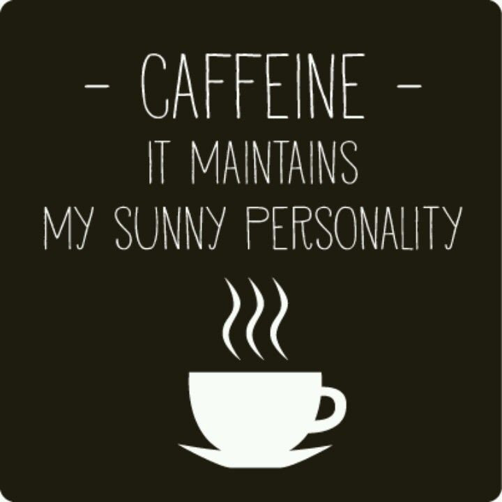 Caffeine Addiction Quote 1 Picture Quote #1