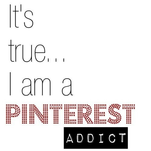 Pinterest Addiction Quote 2 Picture Quote #1