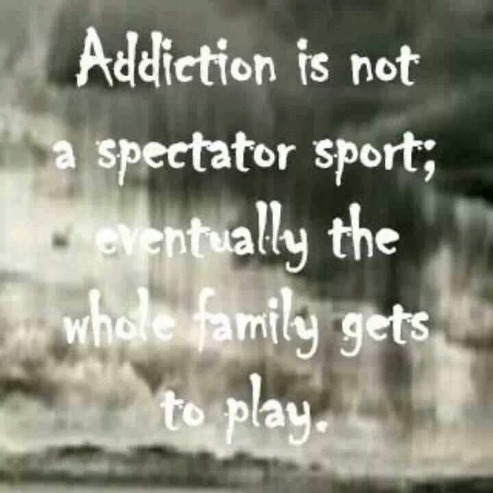 Addiction Quote 11 Picture Quote #1
