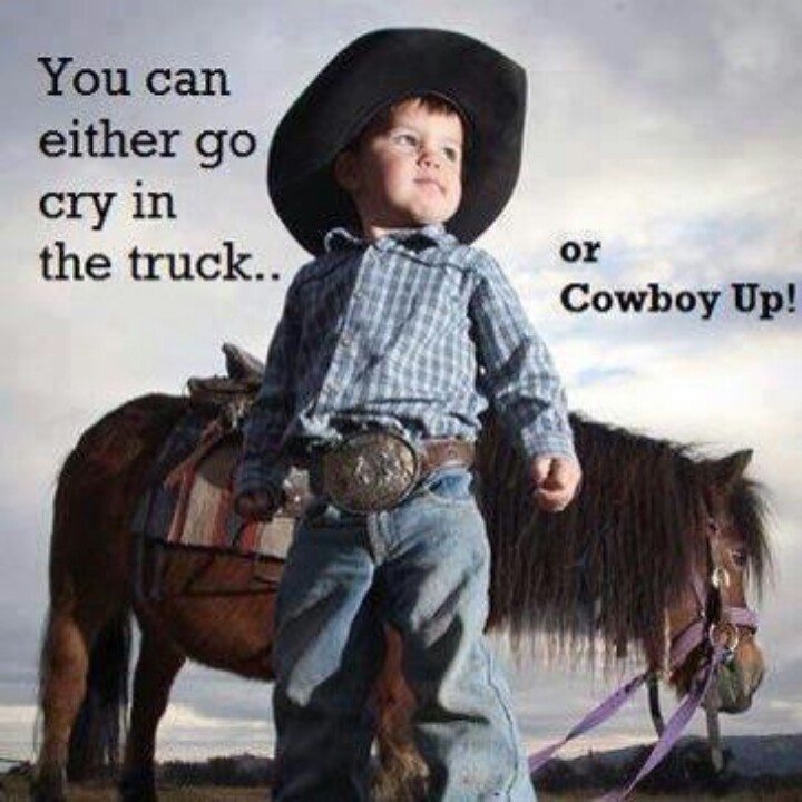 Cowboy Quote 5 Picture Quote #1