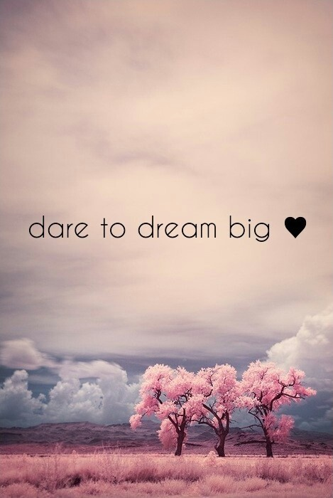 Dream Big Quote 1 Picture Quote #1