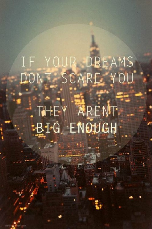 Dream Big Quote 5 Picture Quote #1