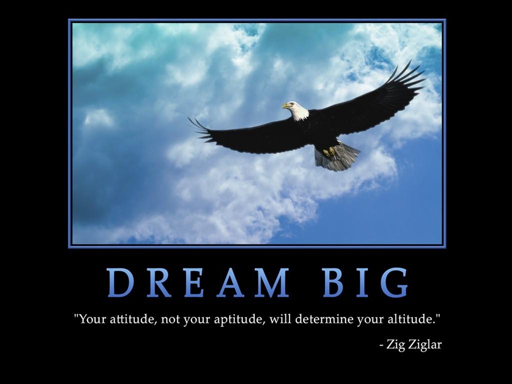 Dream Big Quote 11 Picture Quote #1