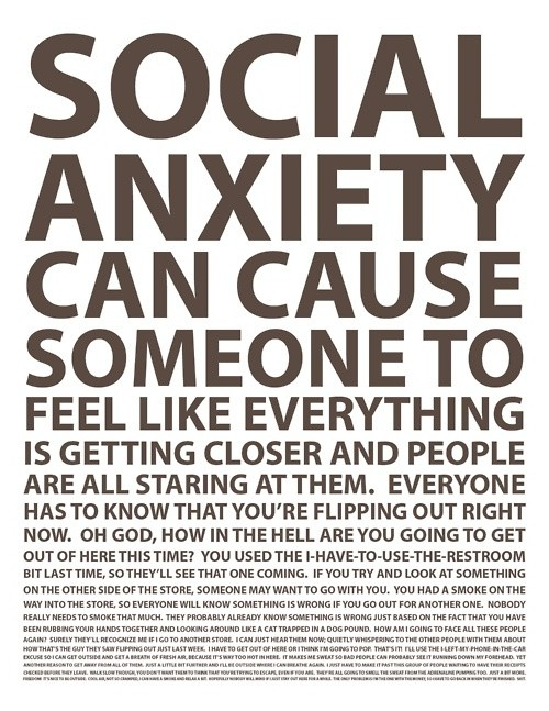Anxiety Quote 1 Picture Quote #1