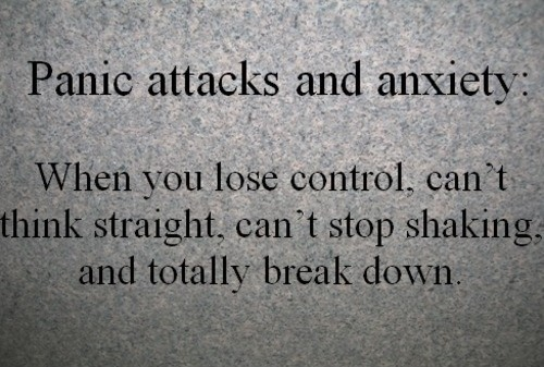 Anxiety Quote 5 Picture Quote #1