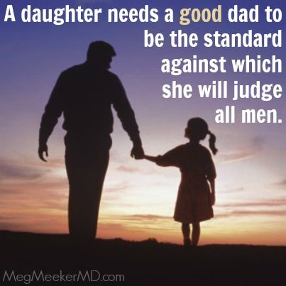Dad And Daughter Quote 5 Picture Quote #1
