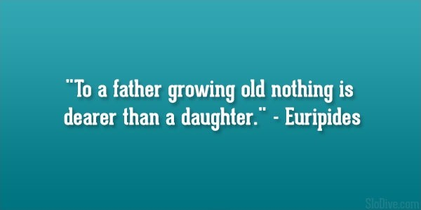 Dad And Daughter Quote 6 Picture Quote #1