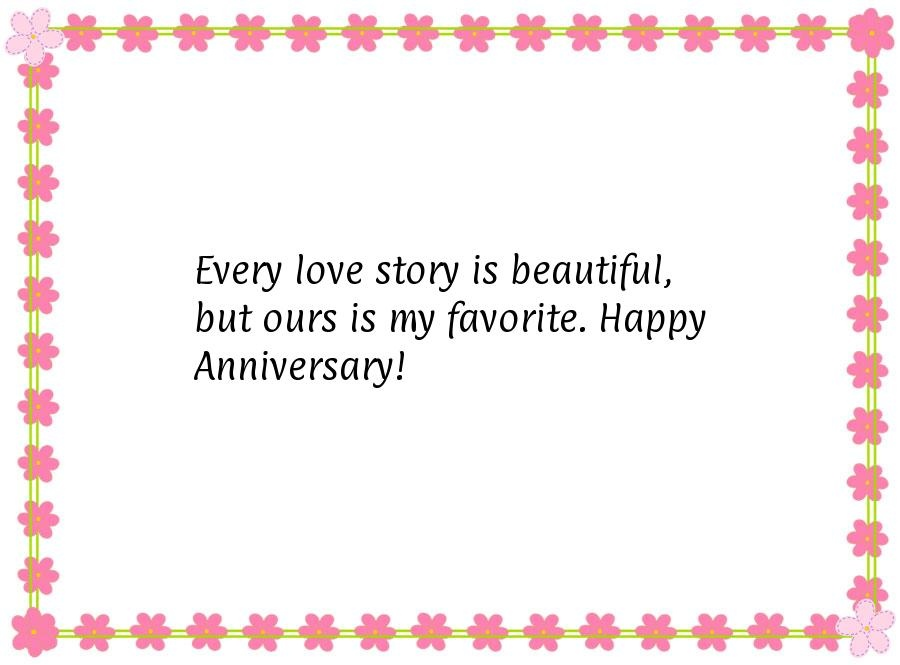 Happy Anniversary Quote For Husband 2 Picture Quote #1