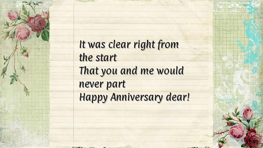 Happy Anniversary Quote For Husband 3 Picture Quote #1
