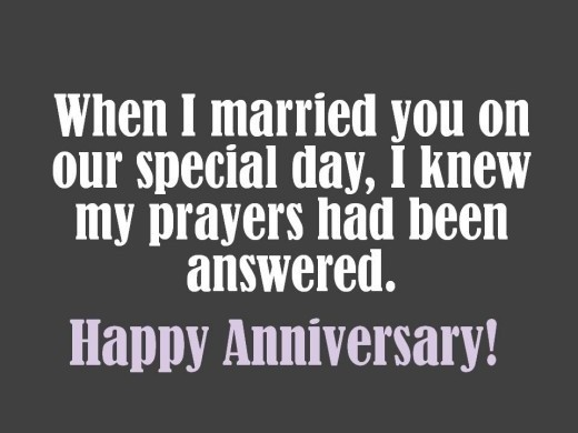 Religious Anniversary Quote For Husband 1 Picture Quote #1