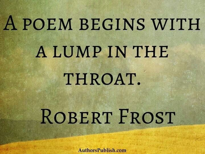 Robert Frost Poetry Quote 1 Picture Quote #1