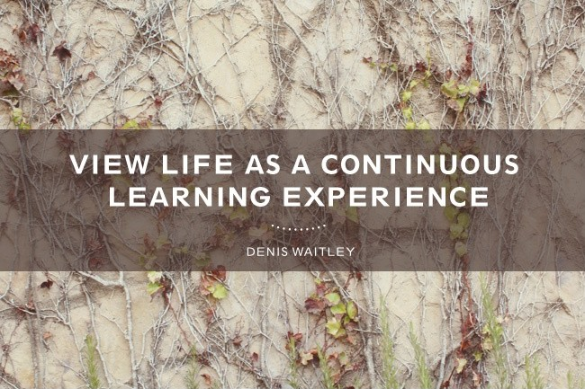 Learning Experience Quote 1 Picture Quote #1