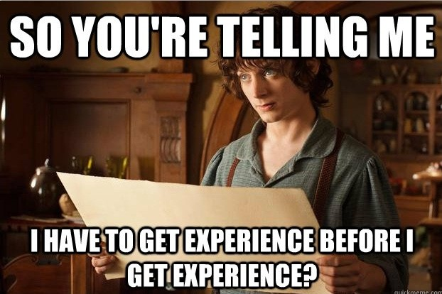 Job Experience Quote 2 Picture Quote #1
