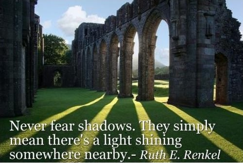 Shadow Quote 1 Picture Quote #1