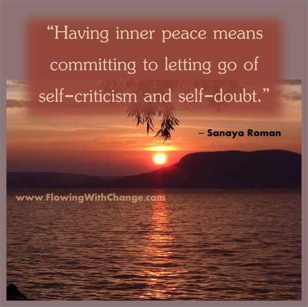 Finding Inner Peace Quote 5 Picture Quote #1