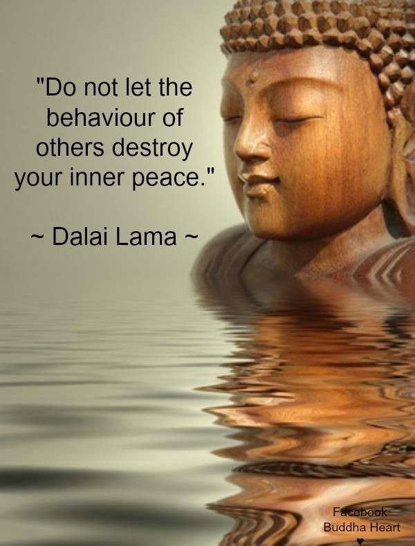 Inner Peace Quote 9 Picture Quote #1