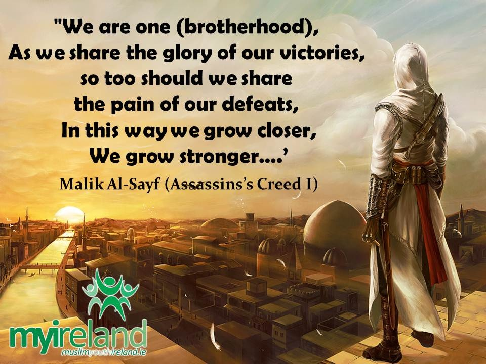 Assassins Creed Brotherhood Quote Quote Number 610834 Picture