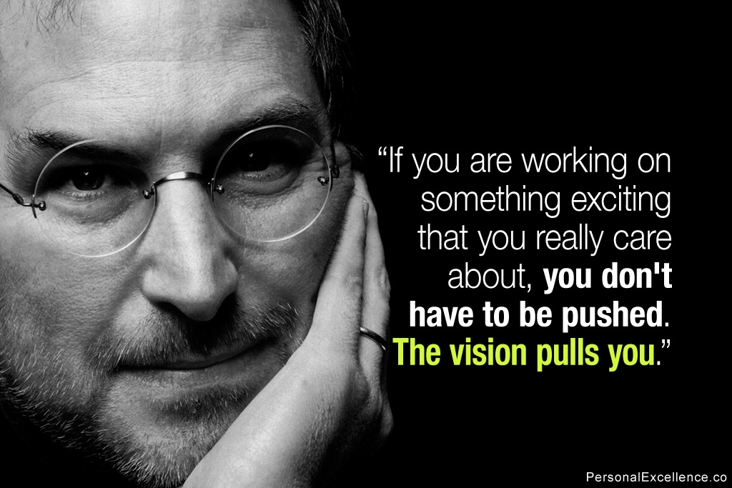 Quotes About Vision Fascinating Vision Quote  Quote Number 610886  Picture Quotes