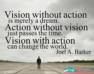 Quotes About Vision Endearing Vision Quote  Quote Number 610888  Picture Quotes