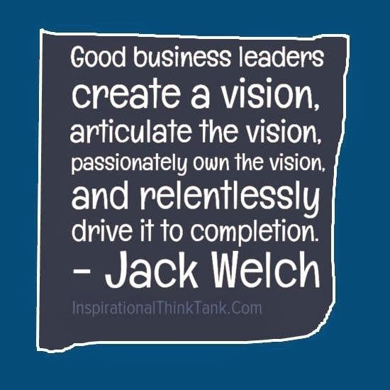 Vision Quote On Leadership