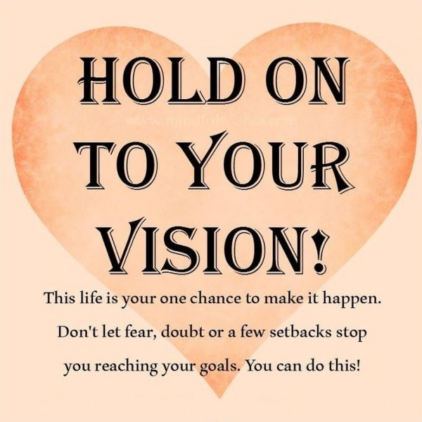 Vision Quotes: Vision Picture Quotes