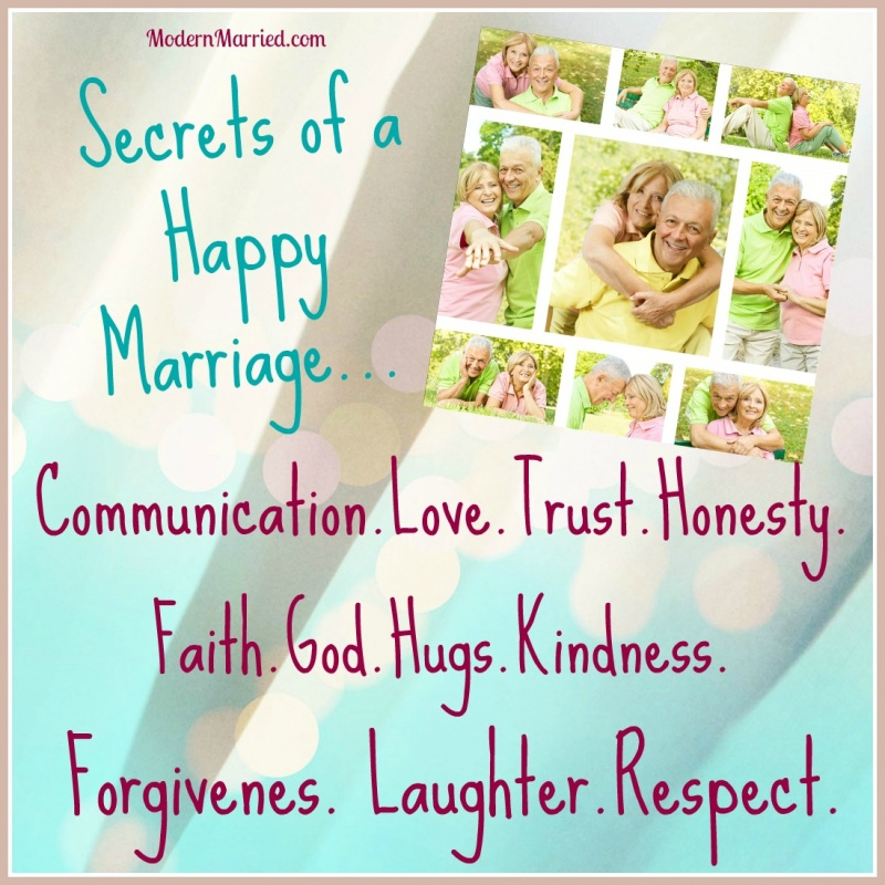 Happy Marriage Quote 4 Picture Quote #1