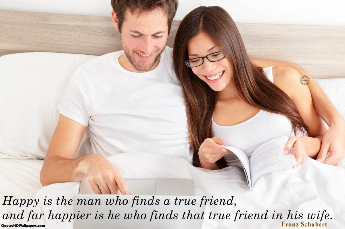 Happy Marriage Quote 5 Picture Quote #1