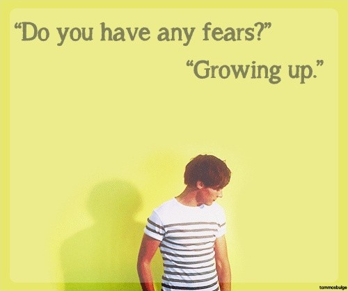 Grow Up Quote 8 Picture Quote #1