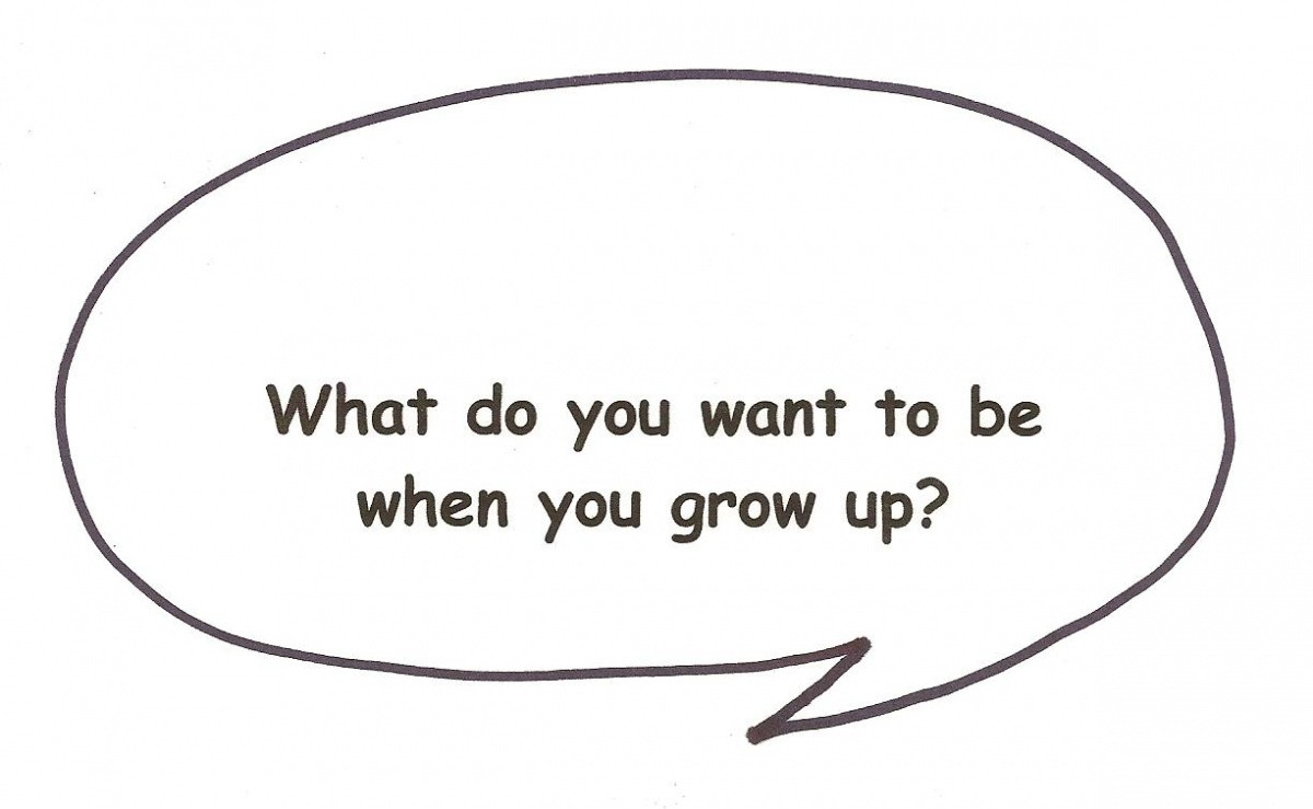 Grow Up Quote 10 Picture Quote #1