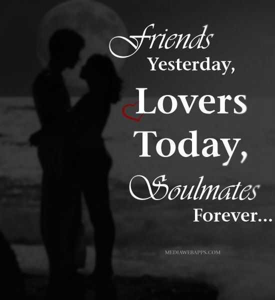 Love And Friendship Quote 3 Picture Quote #1