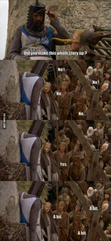 monty python and the holy grail movie quotes amp sayings