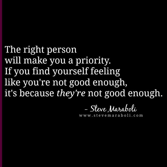 Priority Quote 4 Picture Quote #1