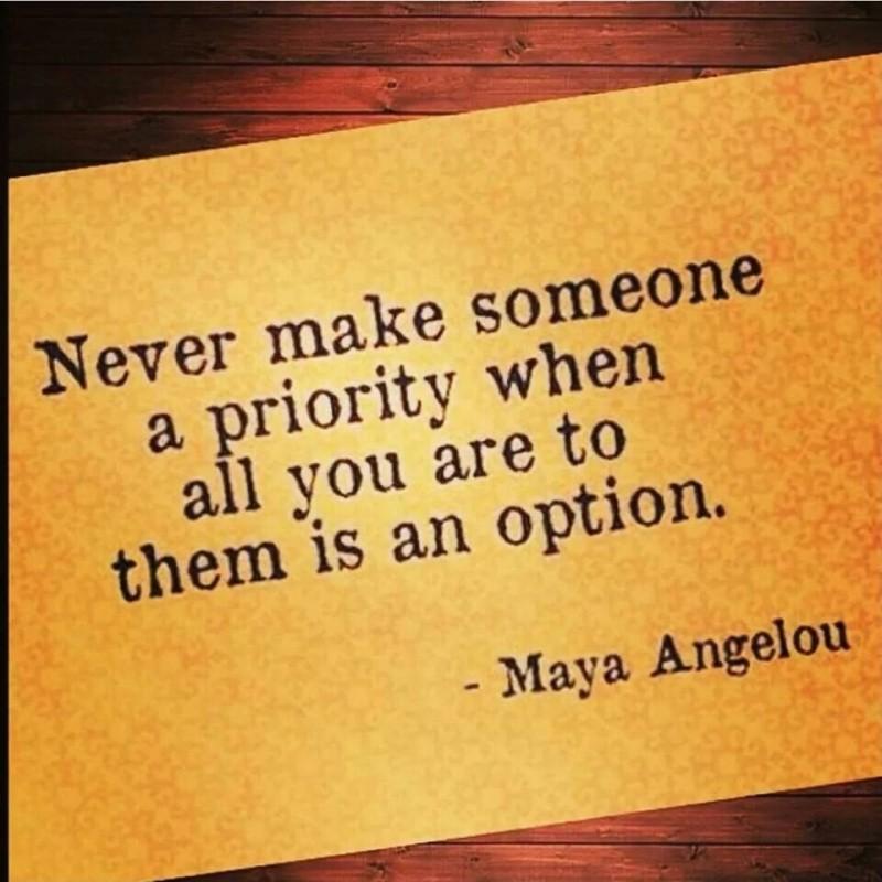 Priority Picture Quotes