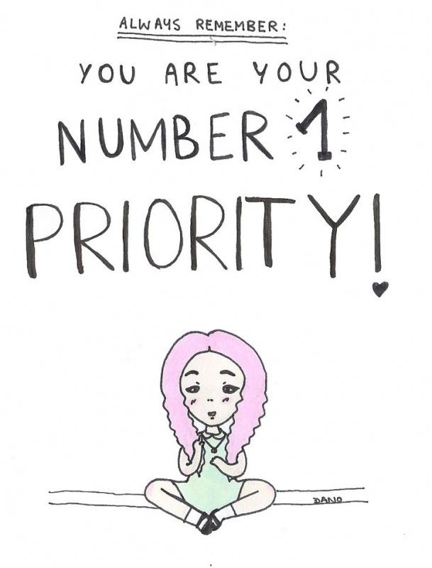 Priority Quote 11 Picture Quote #1