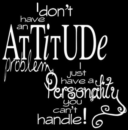 Attitude Quote For Boys 1 Picture Quote #1