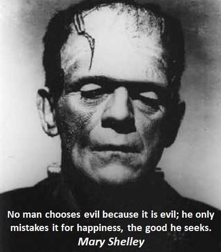 Quotes From Frankenstein Fair Frankenstein Quote  Quote Number 611122  Picture Quotes